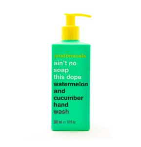 Anatomicals Ain't No Soap this Dope Watermelon and Cucumber Hand Wash