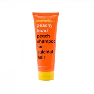 Anatomicals peach shampoo Head for Suicidal Hair Shampoo