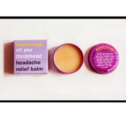 Anatomicals headache relief balm 4