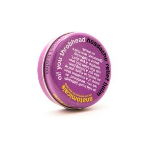 Anatomicals headache relief balm