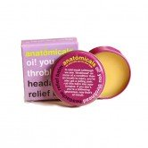 Headache relief balm anatomicals