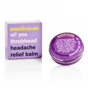 Anatomicals headache Balm
