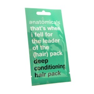 Anatomicals Deep Conditioning Hair Pack Sachet