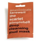 Anatomicals Farewell The Pimplehell Face Mask - Anatomicals