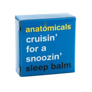Cruisin for a snoozin sleep balm