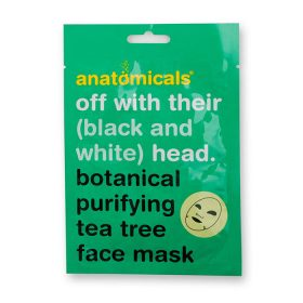 Anatomicals Botanical Purifying tea tree face mask