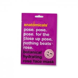 Pose Pose Pose for the Close up Pose Nothing beats Rose Botanical Hydrating Rose Face Mask