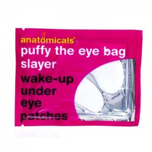 anatomicals puffy the eyebag slayer wake up under eye patches glossybox