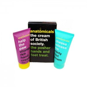 Anatomicals The Cream Of British Society The Posher Hand and Feet Treat